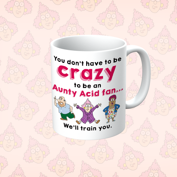 Aunty Acid Fan Mug - The Official Aunty Acid Store