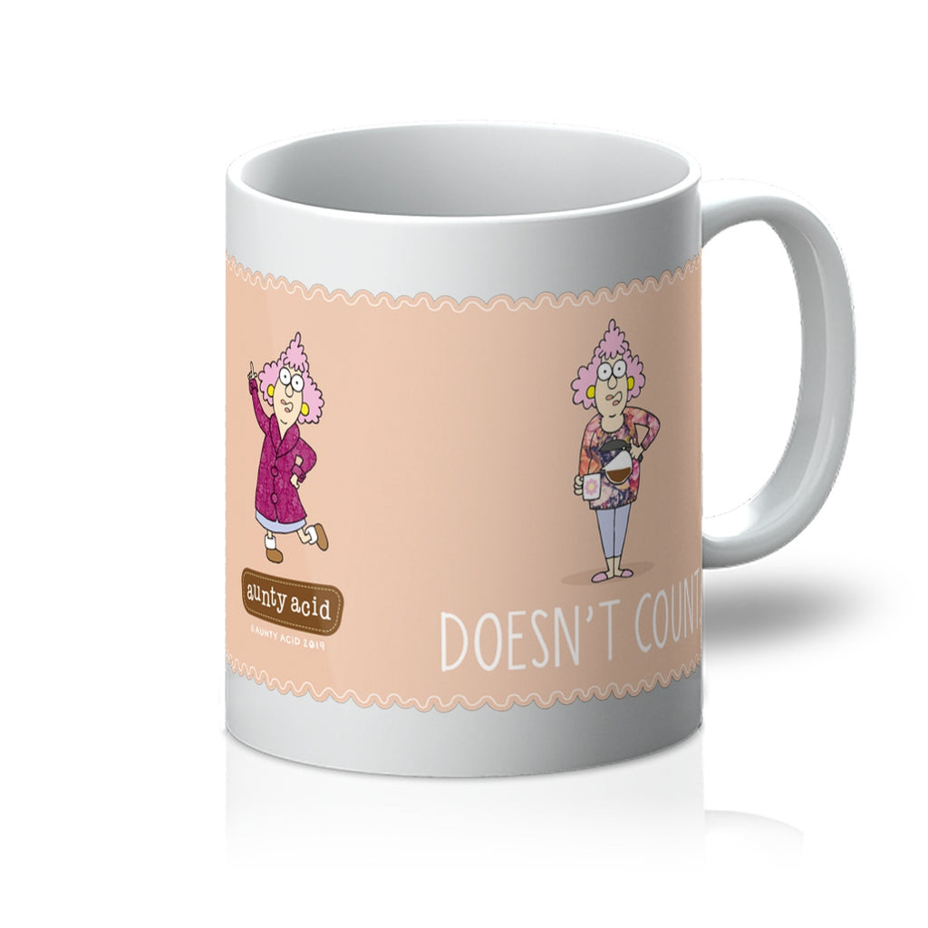 First Coffee Mug - The Official Aunty Acid Store