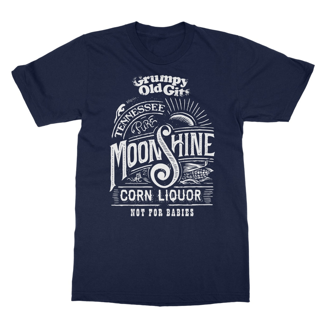 Grumpy Old Gits Liquor T-Shirt