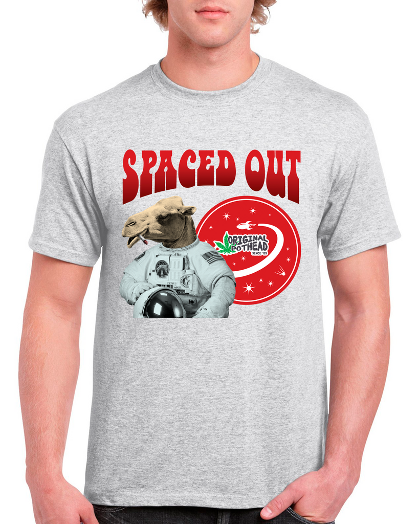 Potheads Spaced Out Camel 02 T-Shirt