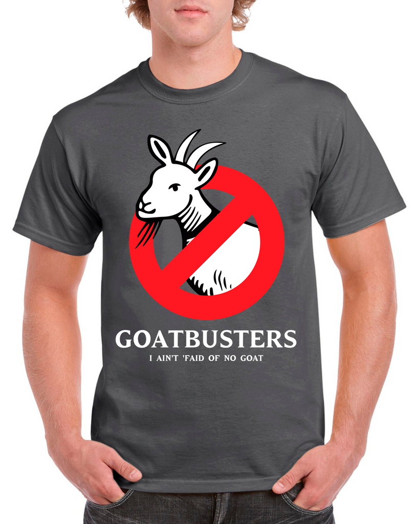 Potheads GoatBusters T-Shirt