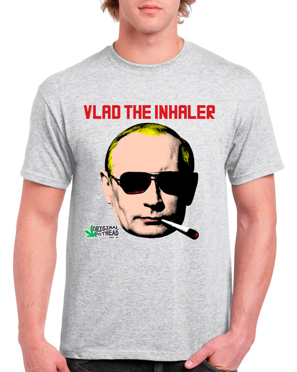 Potheads Vlad The Inhaler T-Shirt