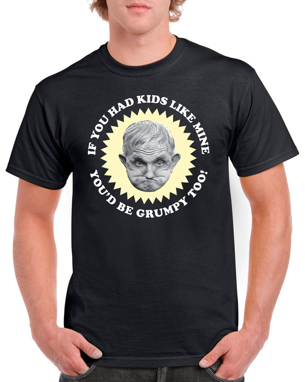Grumpy Old Gits Kids Like Mine T-Shirt