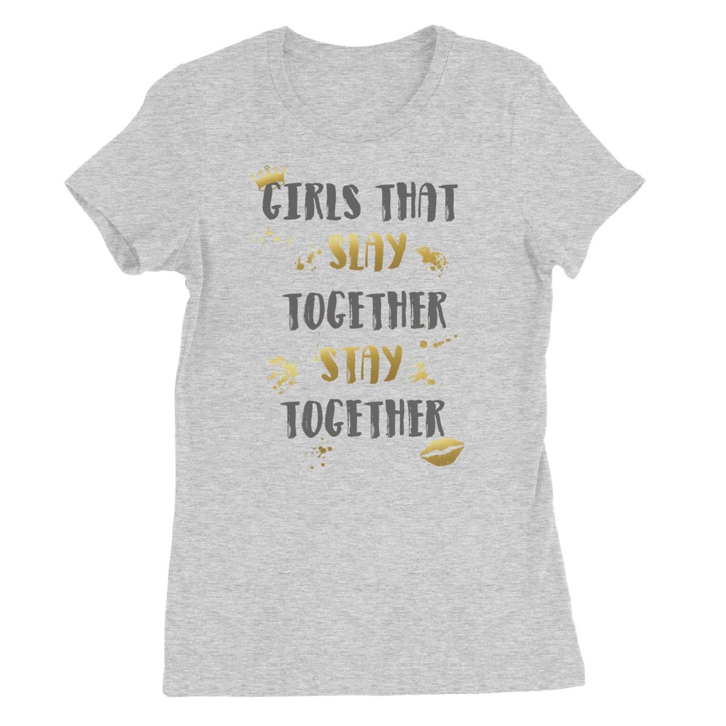 Queens of Sass Slay T-Shirt