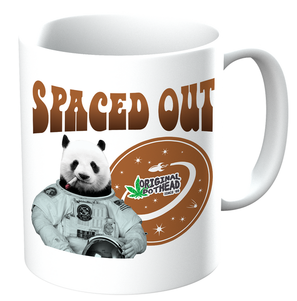 Potheads Spaced Out Panda Mug
