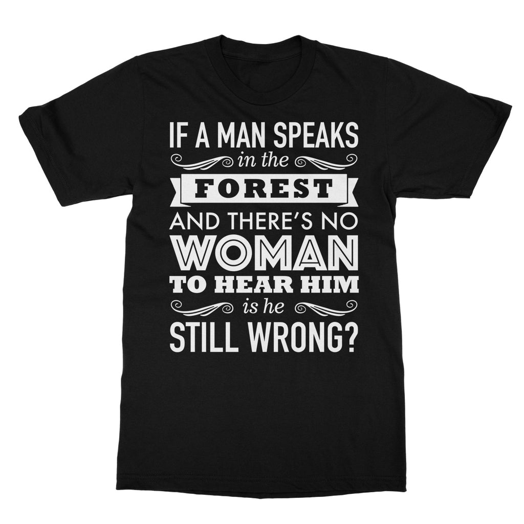 Grumpy Old Gits Forest T-Shirt