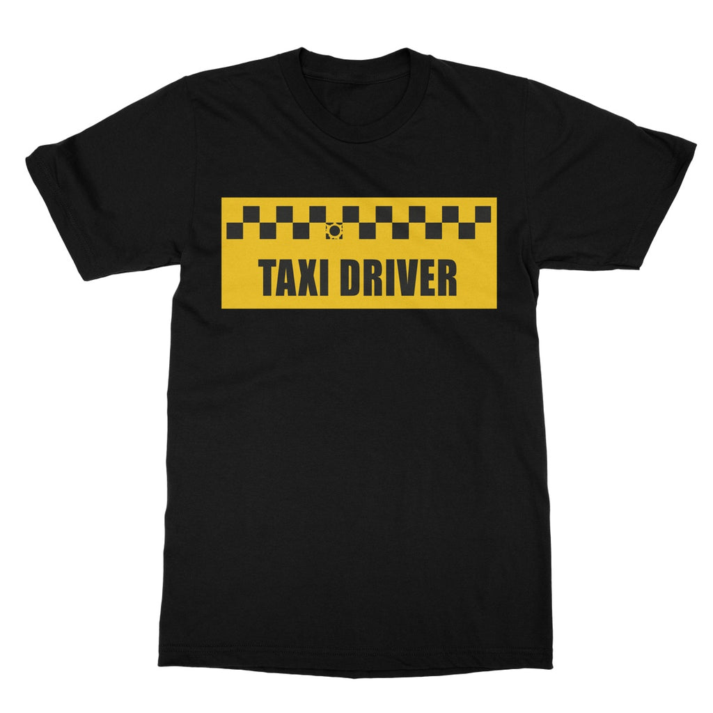 Potheads Taxi Driver T-Shirt - The Official Aunty Acid Store