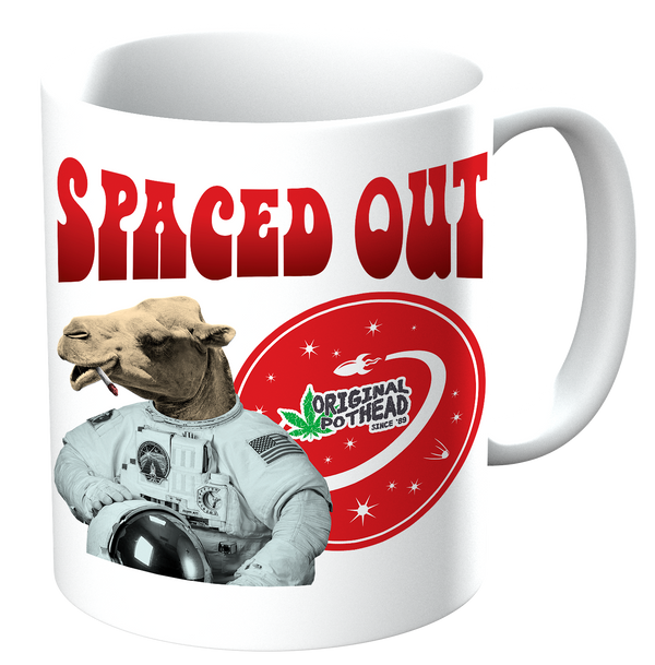 Potheads Spaced Out Camel Mug