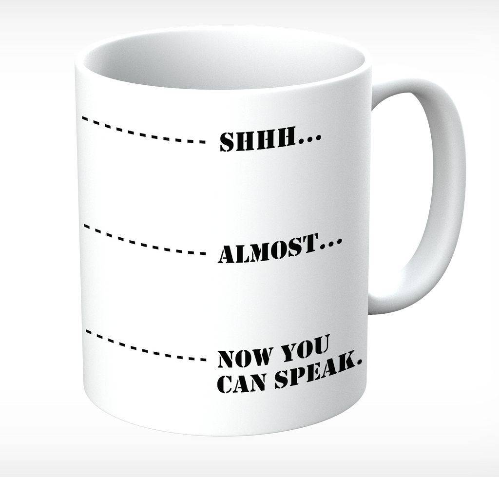 Grumpy Old Gits Now You Can Speak Mug - The Official Aunty Acid Store