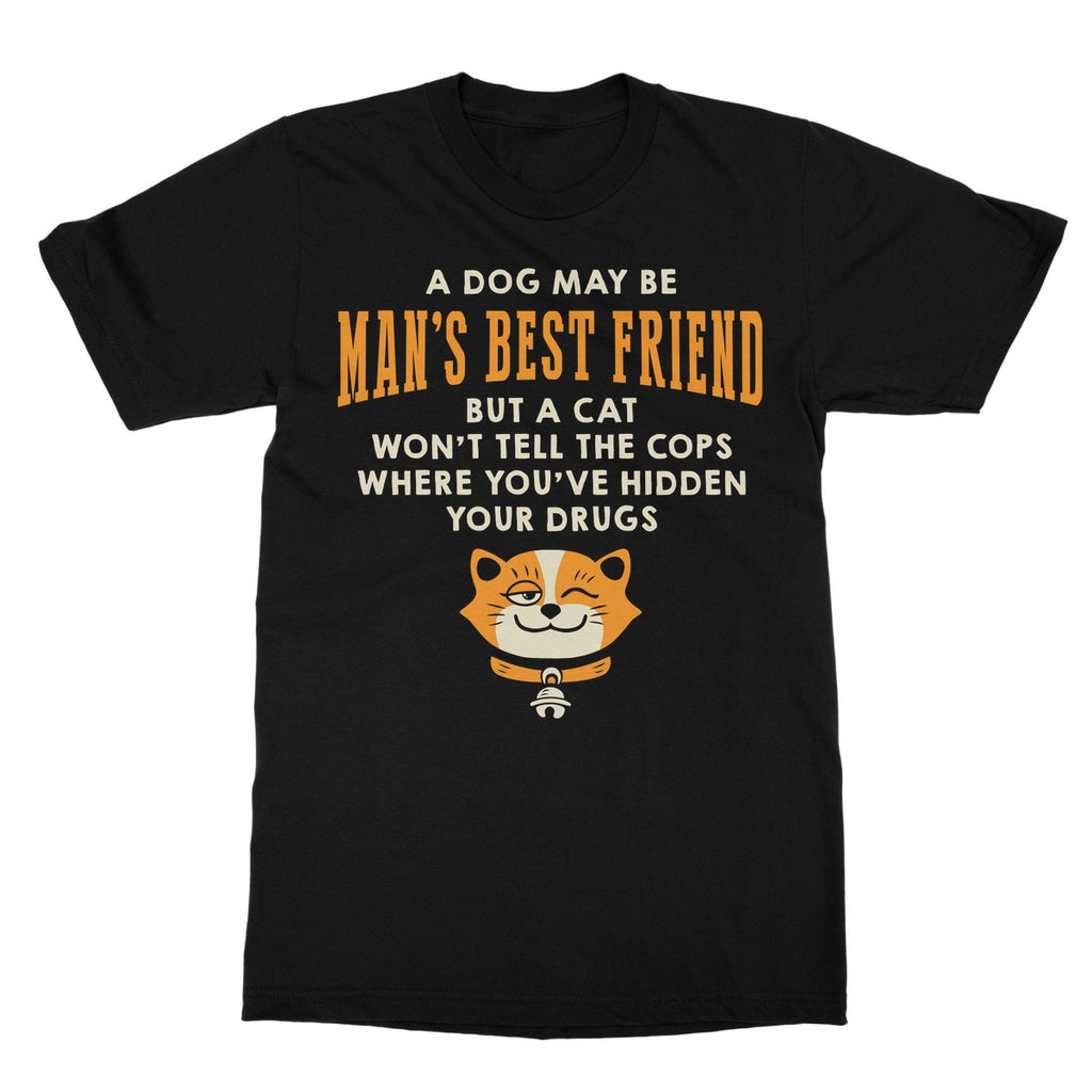 Man's Best Friend Softstyle T-Shirt
