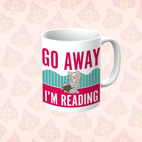 Aunty Acid Go Away Mug - The Official Aunty Acid Store