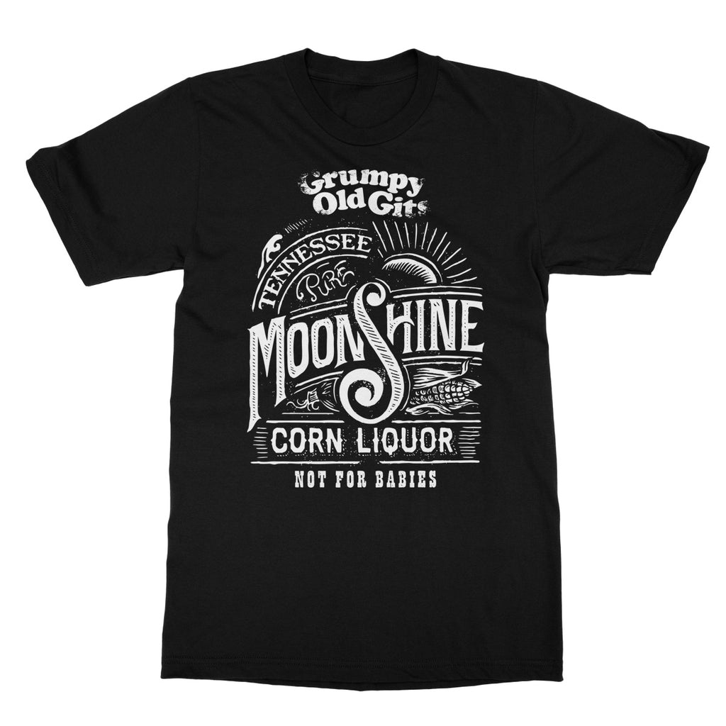 Grumpy Old Gits Liquor T-Shirt - The Official Aunty Acid Store