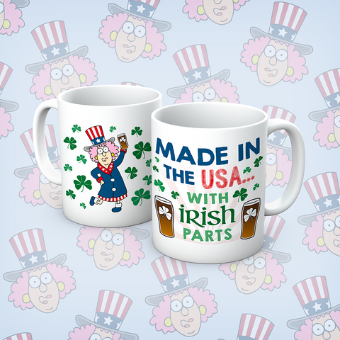 Aunty Acid Made In USA Mug - The Official Aunty Acid Store