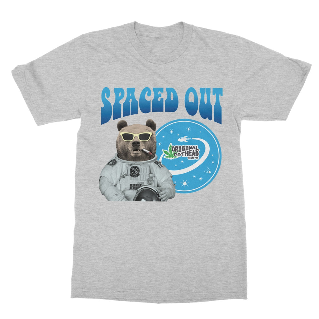 Potheads Spaced Out Bear T-Shirt