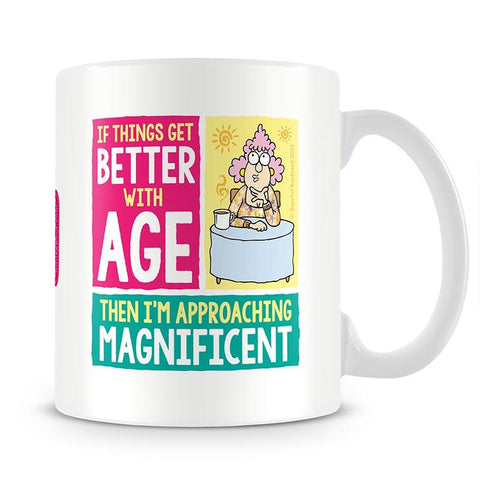 Aunty Acid Age Mug - The Official Aunty Acid Store