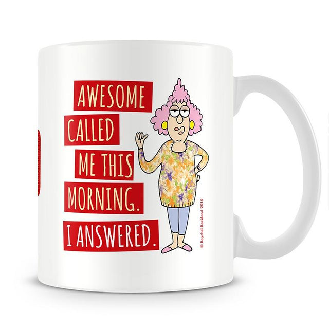 Aunty Acid Awesome Mug - The Official Aunty Acid Store