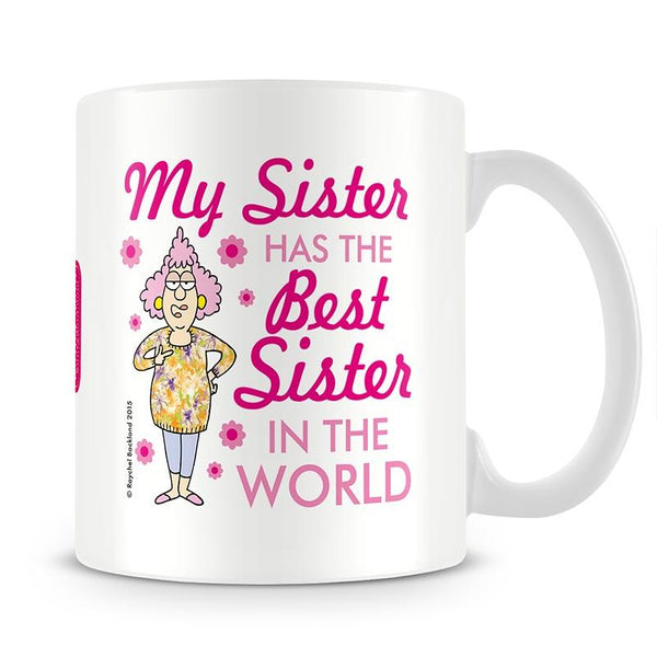 Aunty Acid Best Sister Mug - The Official Aunty Acid Store