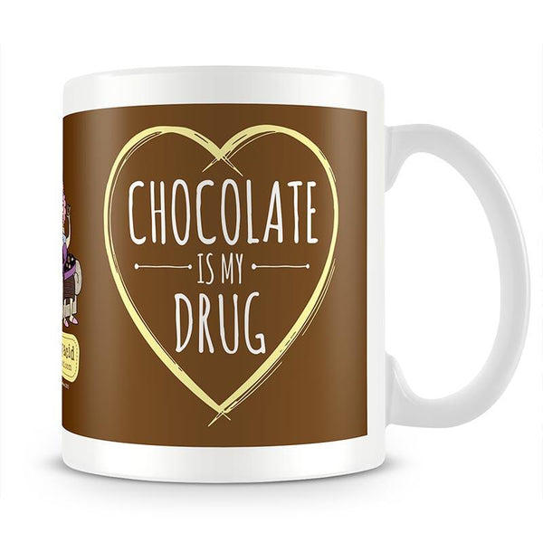 Aunty Acid Chocolate Is My Mug - The Official Aunty Acid Store