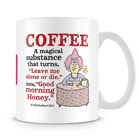 Aunty Acid Coffee Mug