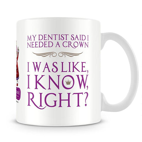 Aunty Acid Crown Mug