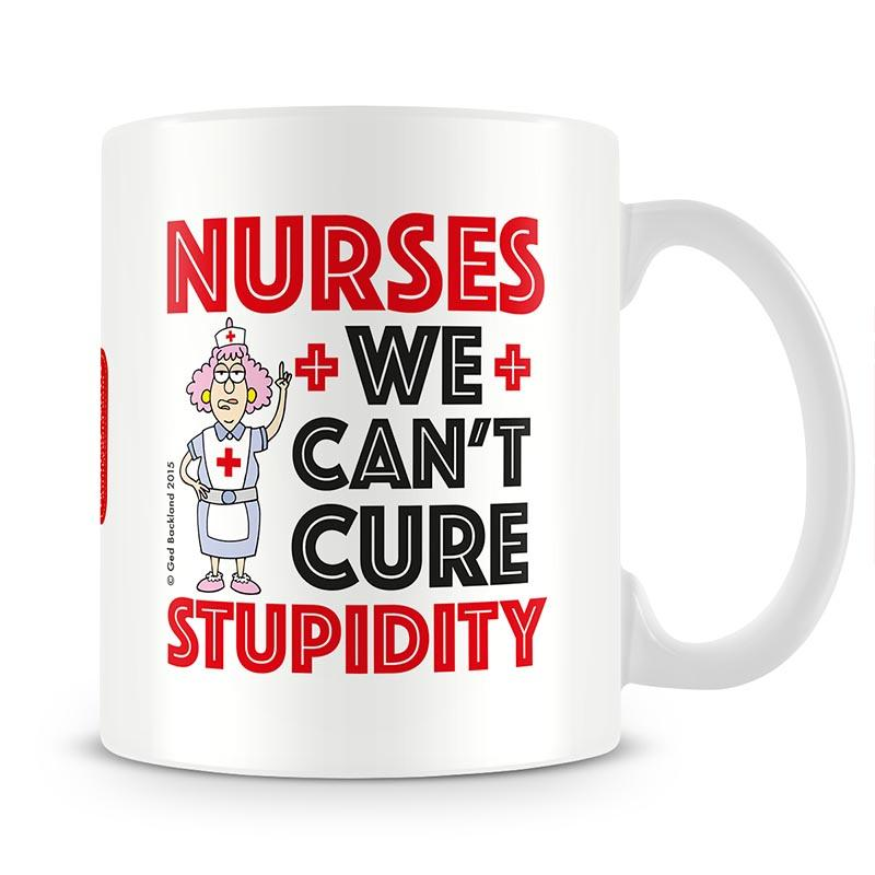 Aunty Acid Cure Mug - The Official Aunty Acid Store