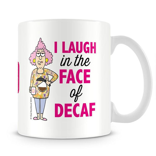 Aunty Acid Decaf Mug - The Official Aunty Acid Store