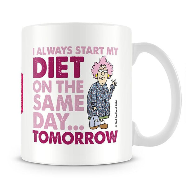 Aunty Acid Diet Mug - The Official Aunty Acid Store