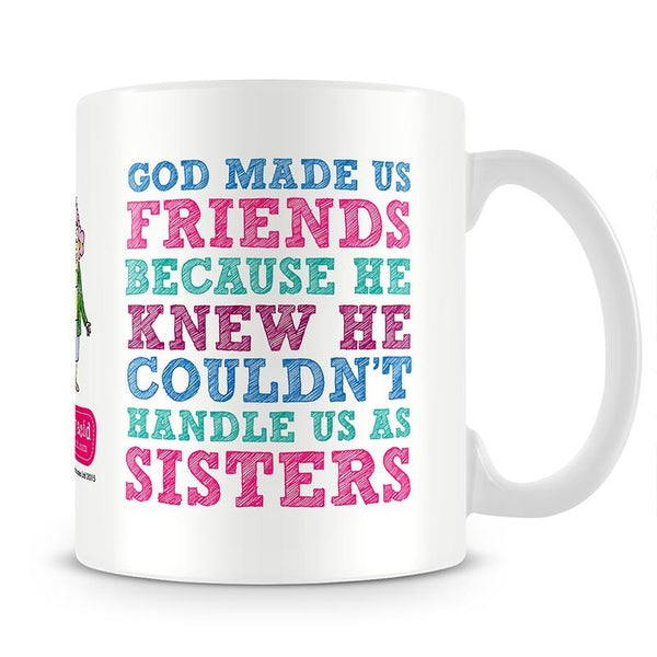 Aunty Acid Friends Mug - The Official Aunty Acid Store