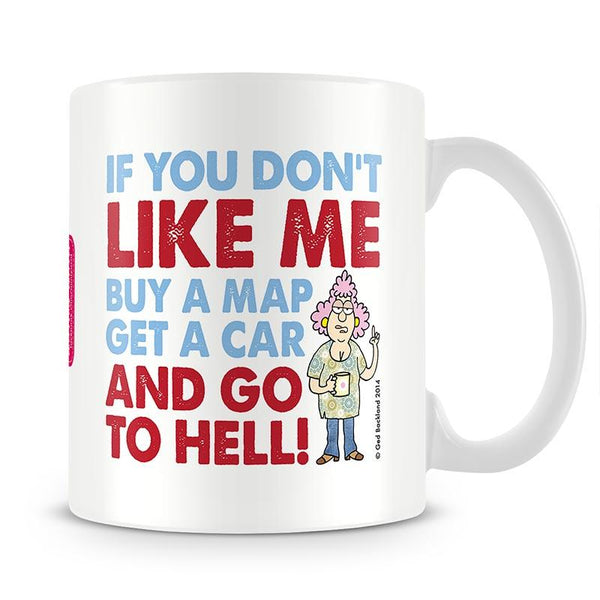 Aunty Acid Hell Mug - The Official Aunty Acid Store