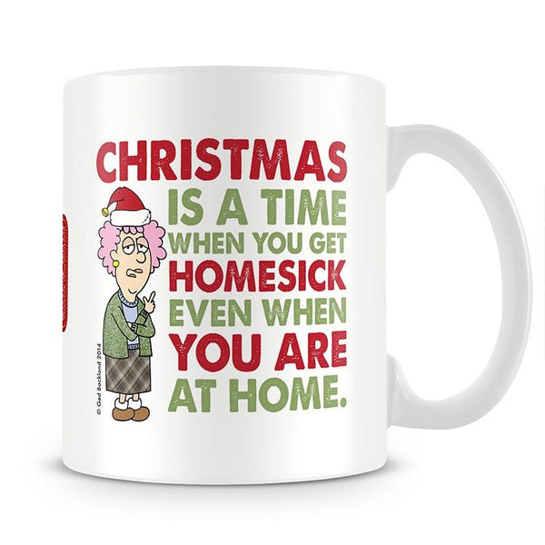 Aunty Acid Homesick Mug - The Official Aunty Acid Store