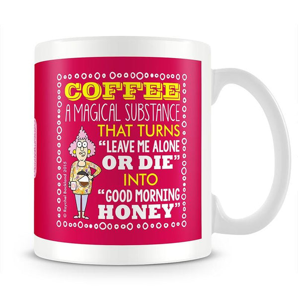 Aunty Acid Honey Mug - The Official Aunty Acid Store