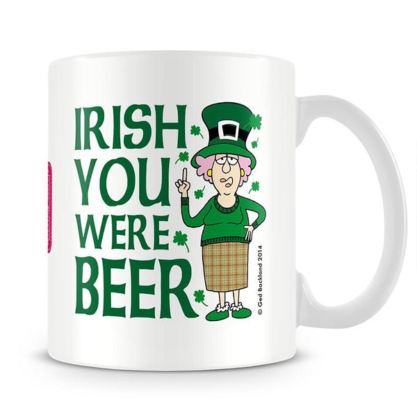 Aunty Acid Irish Mug - The Official Aunty Acid Store