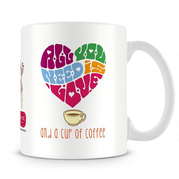Aunty Acid Love Mug - The Official Aunty Acid Store