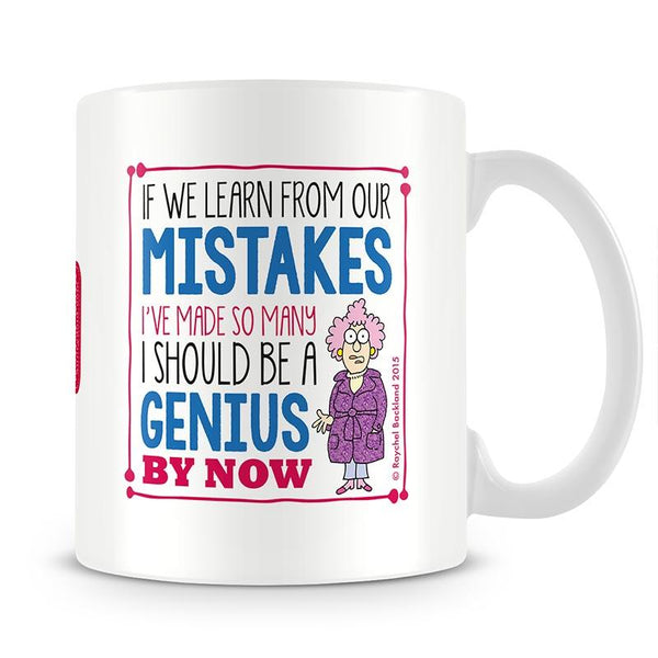Aunty Acid Mistake Mug - The Official Aunty Acid Store