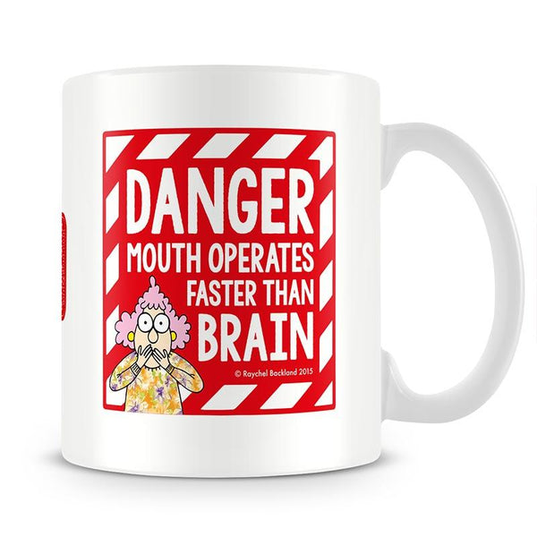 Aunty Acid Mouth Mug - The Official Aunty Acid Store