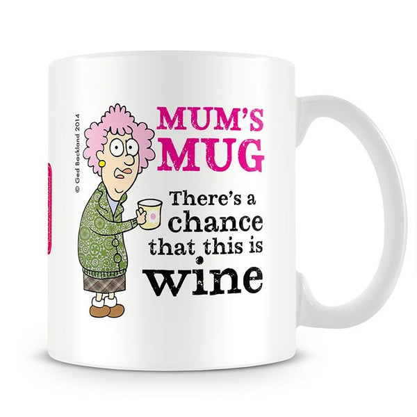 Aunty Acid Mum Mug - The Official Aunty Acid Store