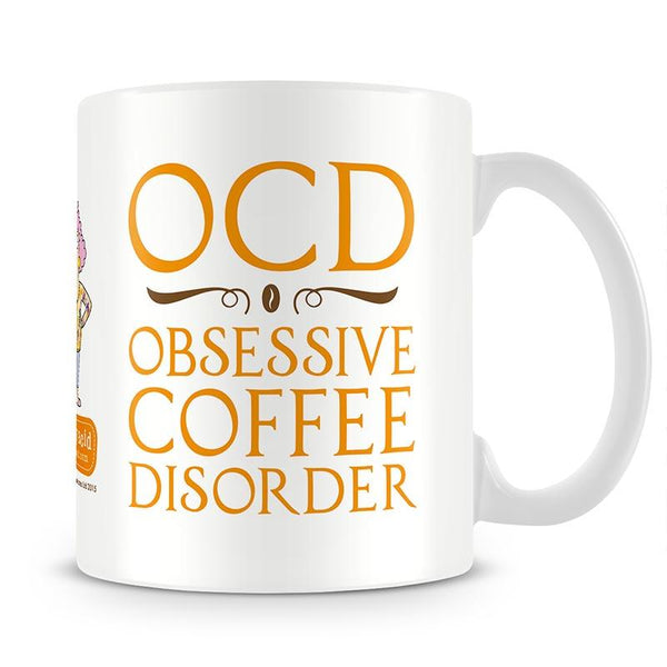 Aunty Acid OCD Mug - The Official Aunty Acid Store