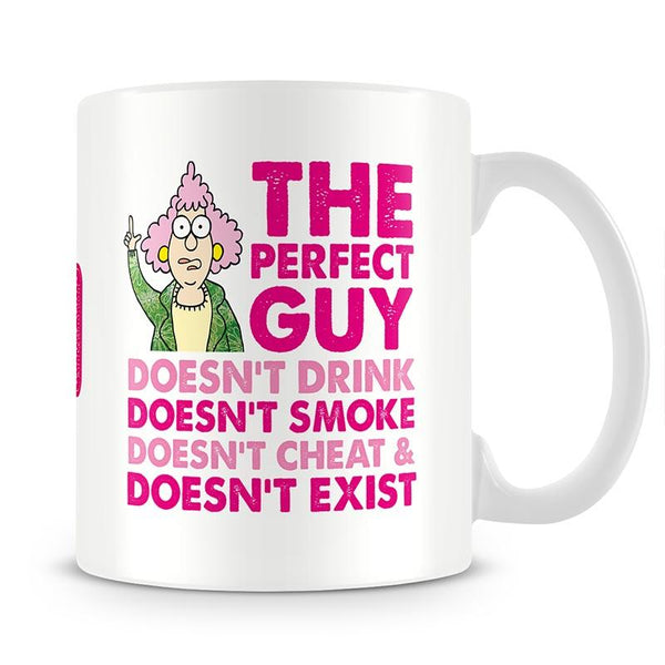 Aunty Acid Perfect Guy Mug - The Official Aunty Acid Store