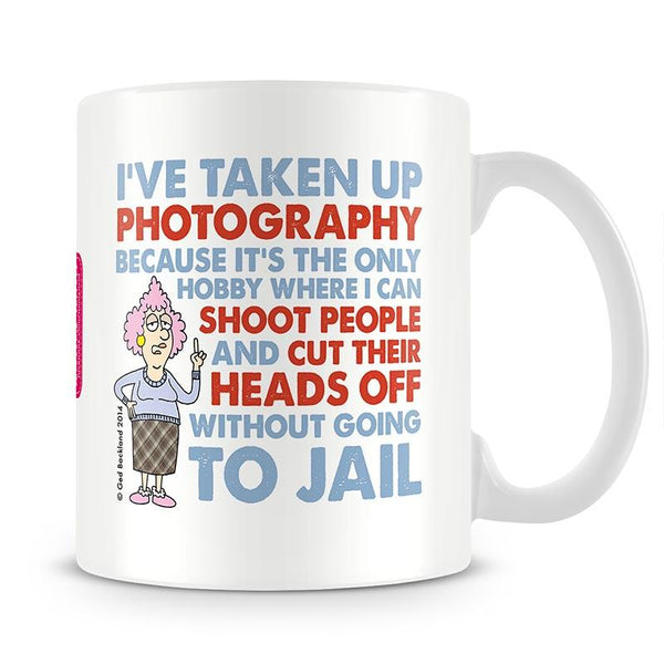 Aunty Acid Photo Mug - The Official Aunty Acid Store