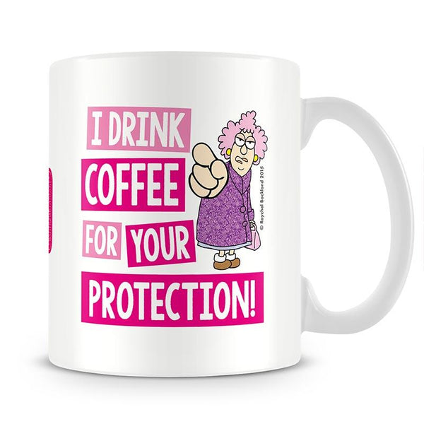 Aunty Acid Protection Mug - The Official Aunty Acid Store
