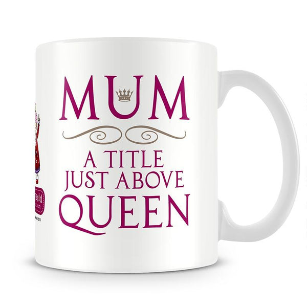 Aunty Acid Queen Mug - The Official Aunty Acid Store