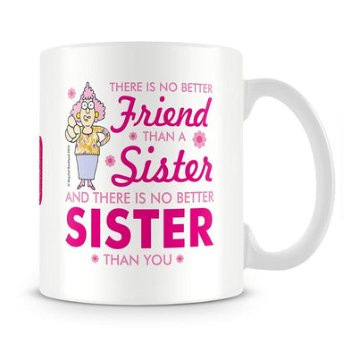Aunty Acid Sister Friend Mug - The Official Aunty Acid Store