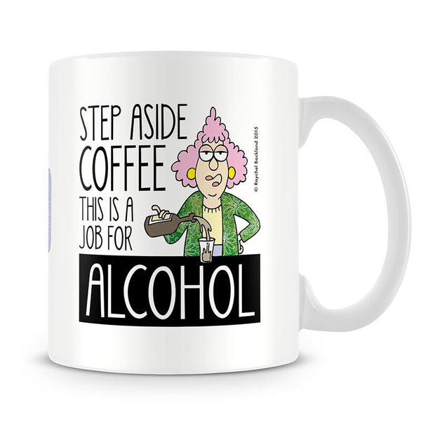 Aunty Acid Stepaside Mug - The Official Aunty Acid Store