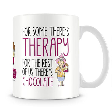 Aunty Acid Therapy Mug - The Official Aunty Acid Store