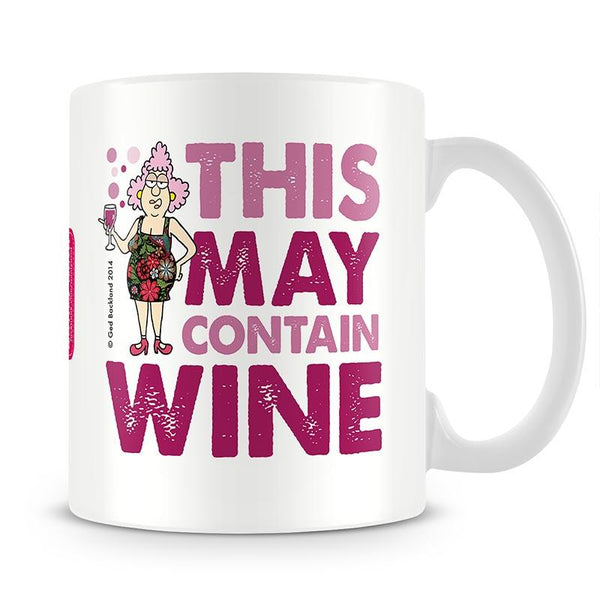 Aunty Acid Wine Mug - The Official Aunty Acid Store
