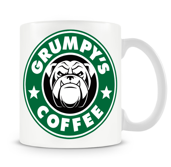 Grumpy Old Gits Grumpy's Mug - The Official Aunty Acid Store