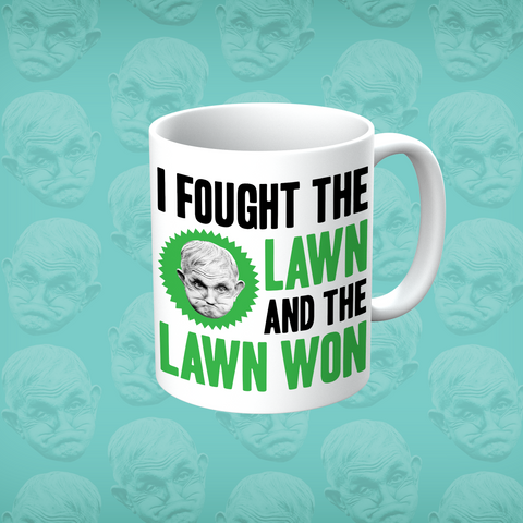 Grumpy Old Gits Lawn Mug - The Official Aunty Acid Store
