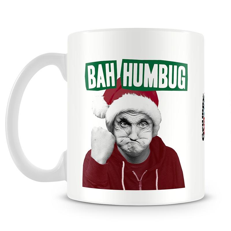 Grumpy Old Gits Bah Humbug Mug - The Official Aunty Acid Store