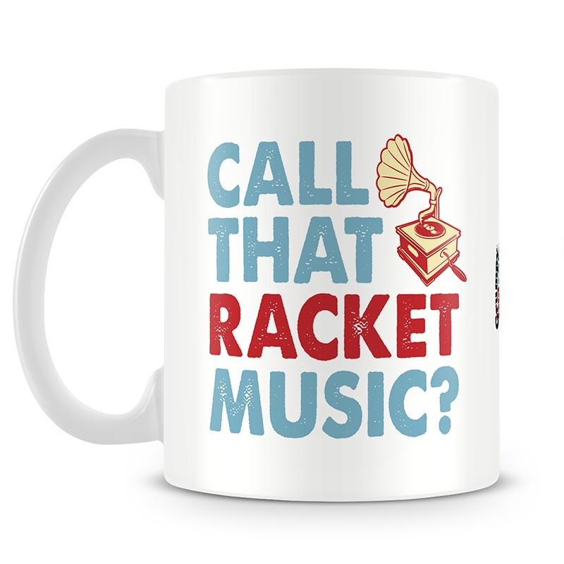 Grumpy Old Gits Call That Music Mug - The Official Aunty Acid Store