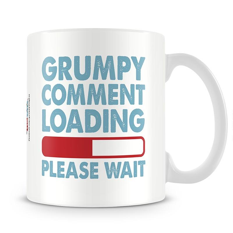 Grumpy Old Gits Grumpy Old Gits Mug - The Official Aunty Acid Store